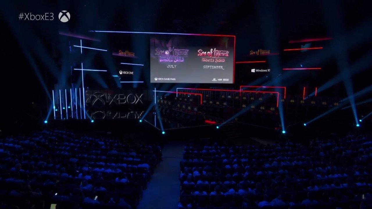Sea of Thieves E3 2018