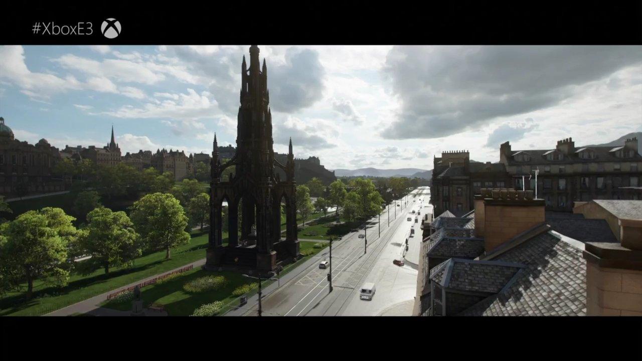 Forza Horizon 4 E3 2018