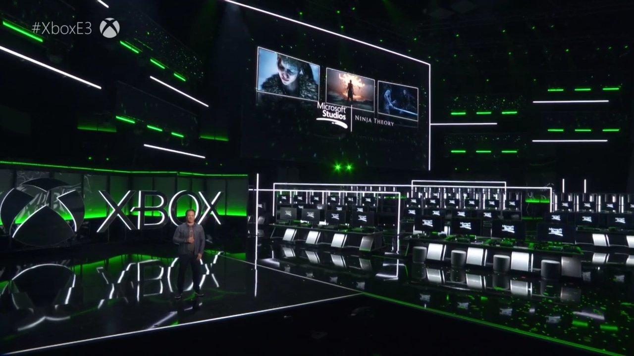 Microsoft Studios E3 2018