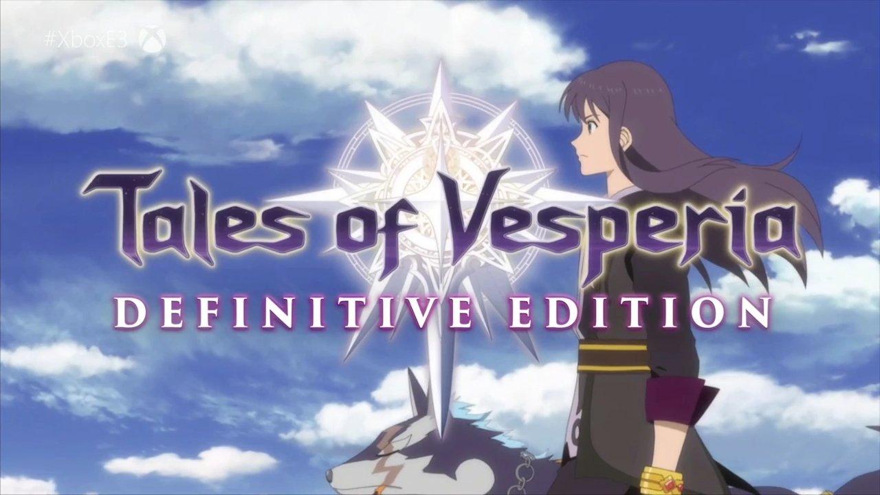 Tales of Vesperia E3 2018