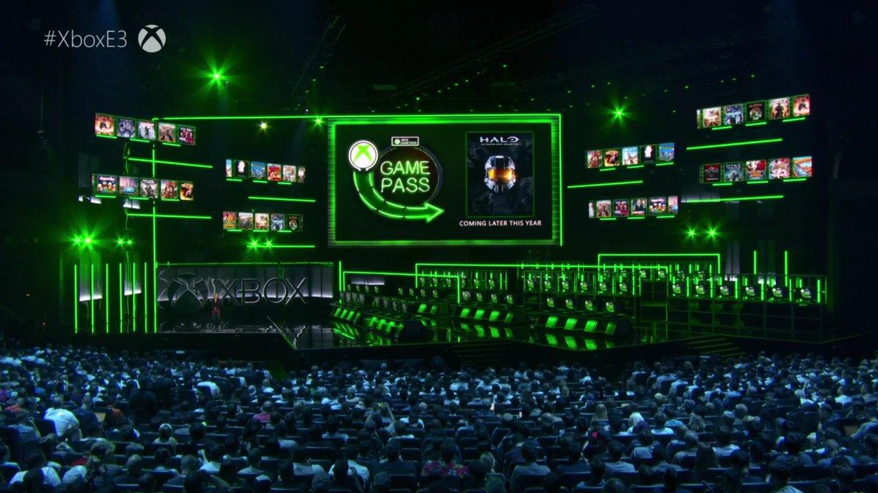 Xbox Game Pass E3 2018