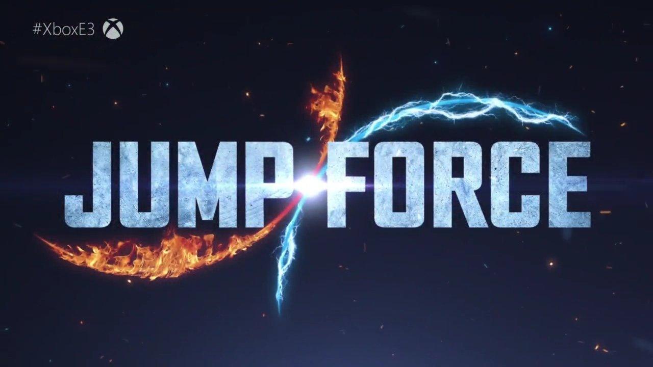 Jump Force E3 2018 2