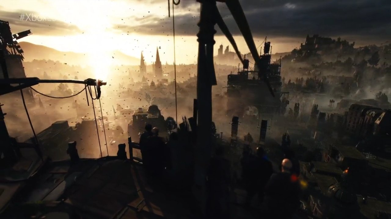 Dying Light 2 E3 2018