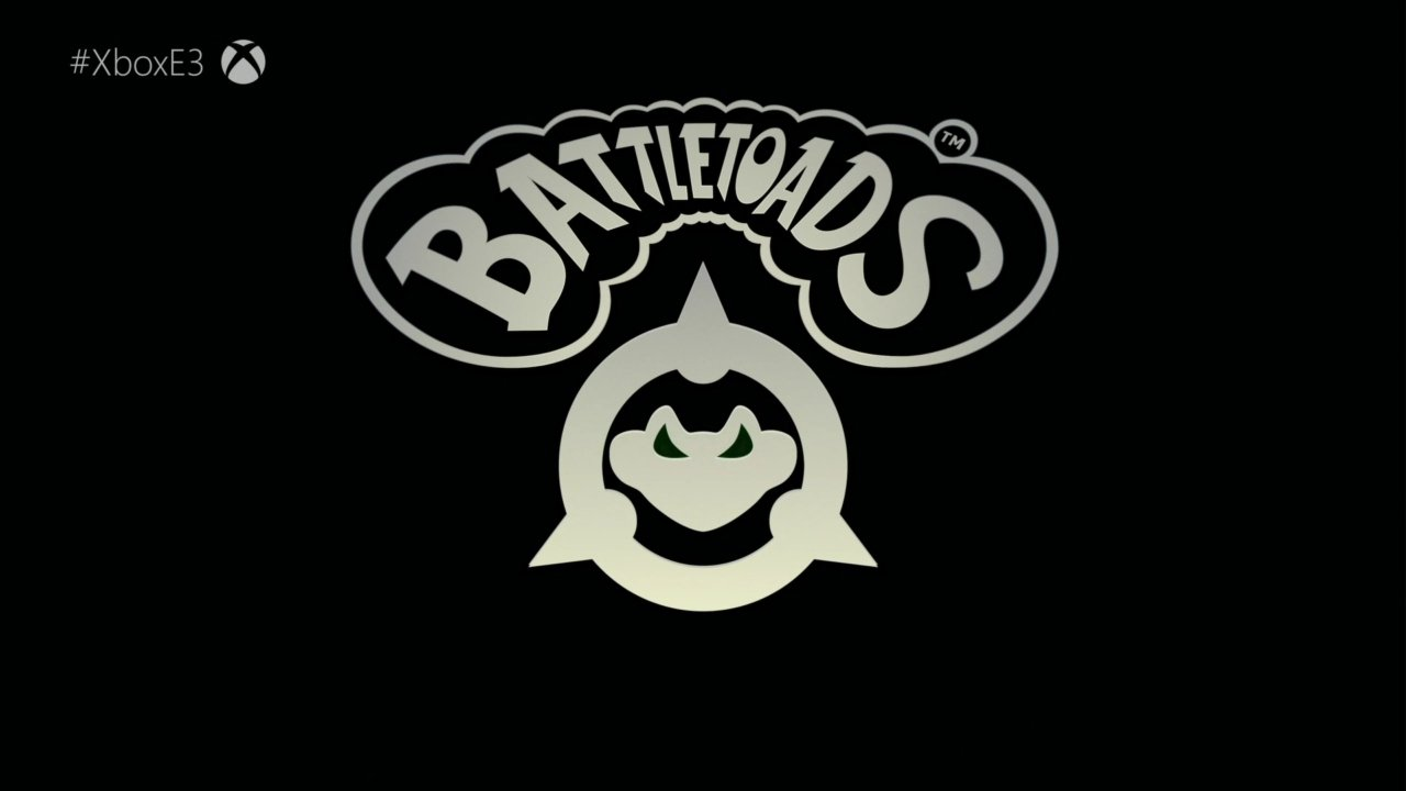 Battletoads E3 2018