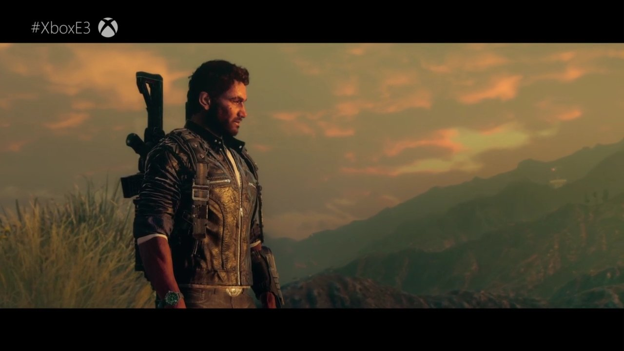 Just Cause 4 E3 2018