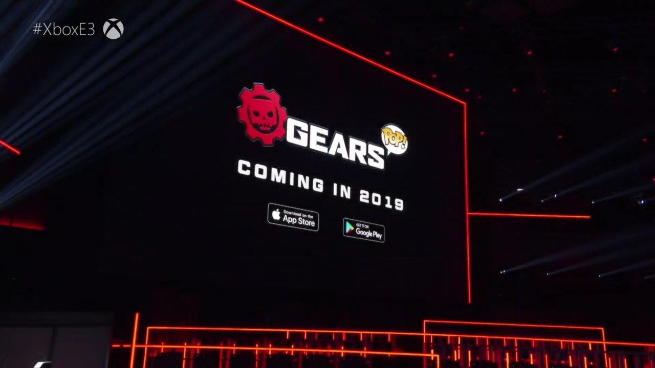 Gears Pop E3 2018