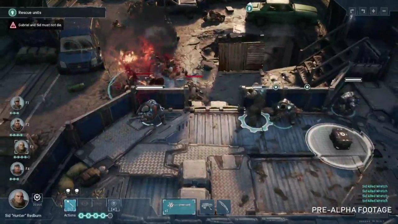 Gears of War Tactics E3 2018
