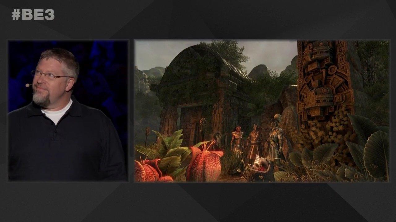 Elder Scrolls Online E3 2018