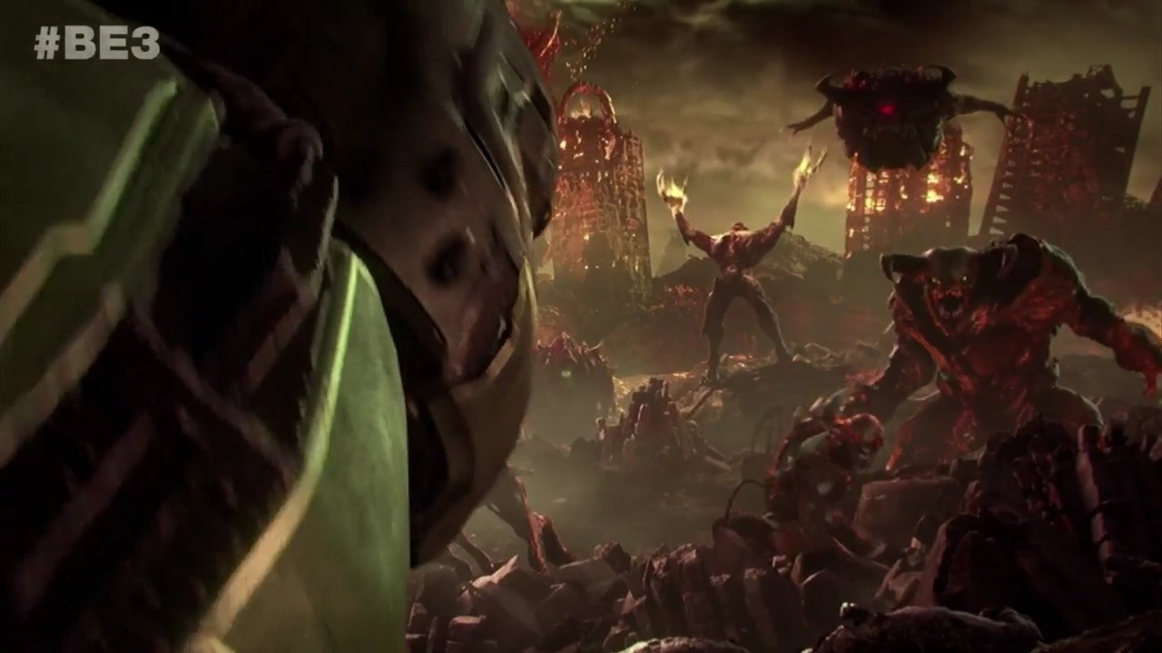 DOOM Eternal E3 2018