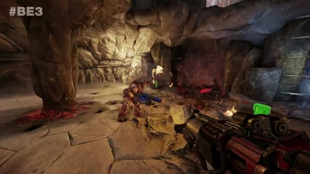 Quake Champions E3 2018
