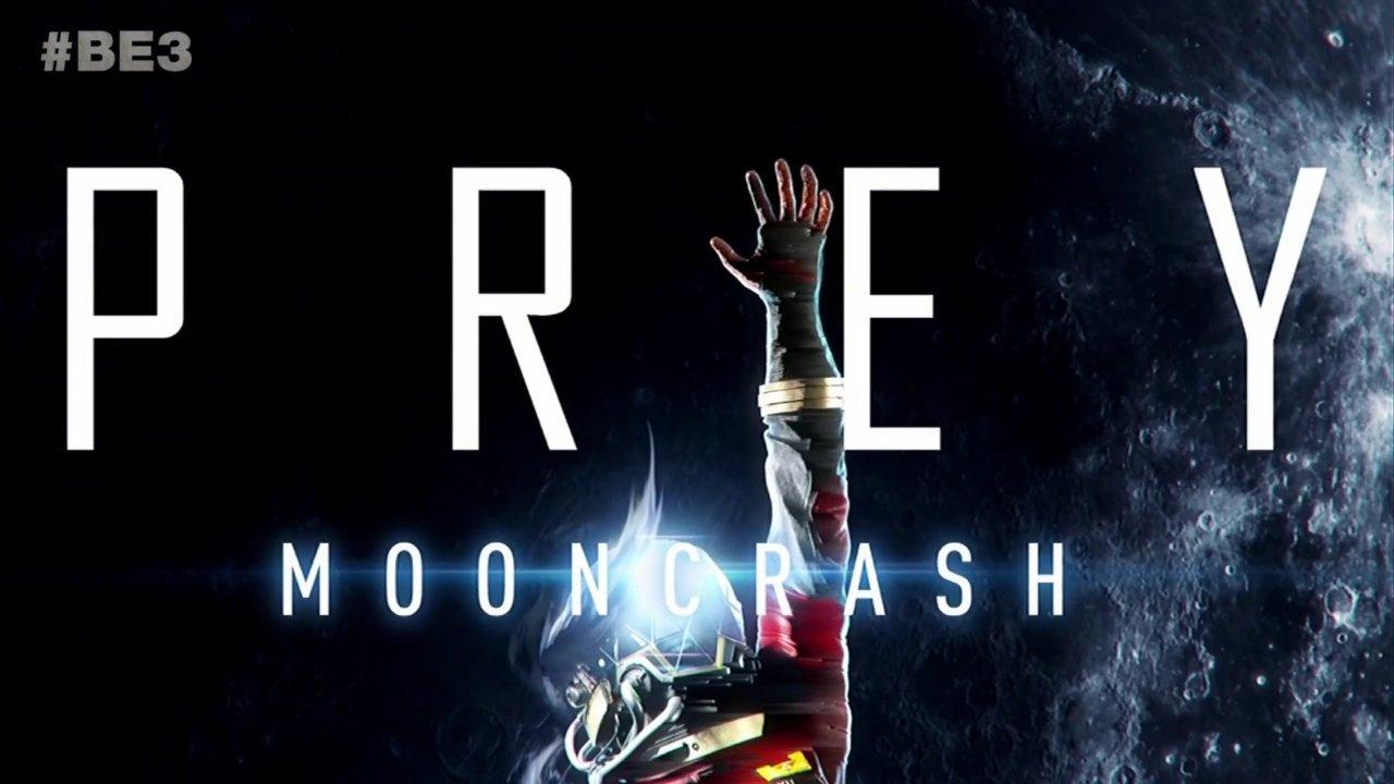 Prey Mooncrash E3 2018