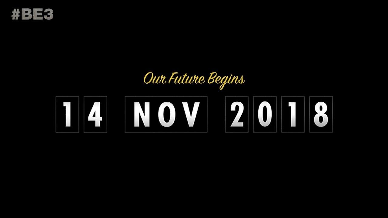 Fallout 76 release date e3 2018