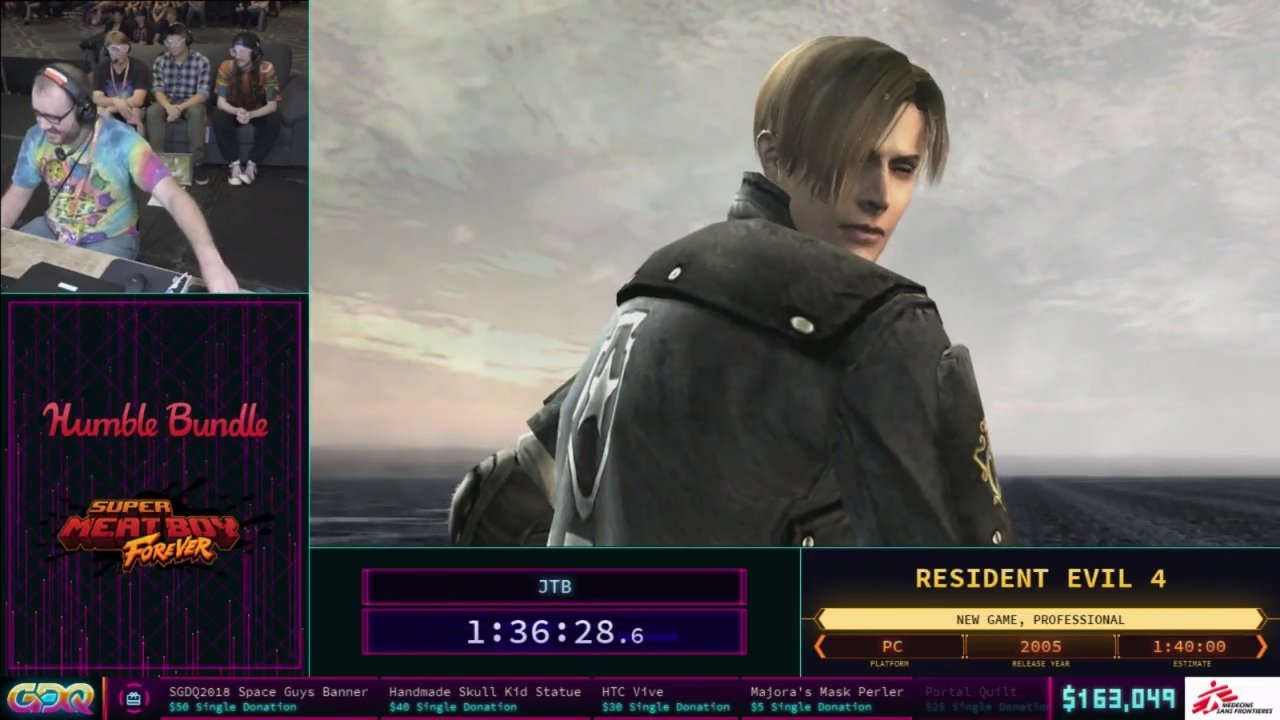 Resident Evil 4 SGQ 2018