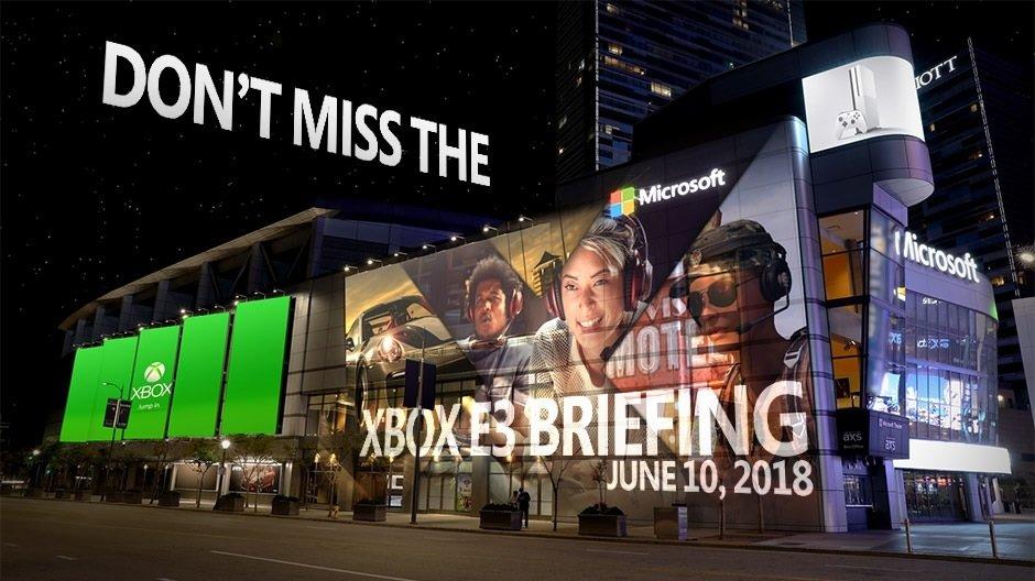 E3 Xbox Banner