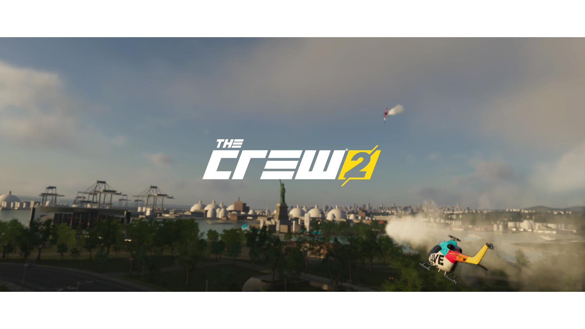 The Crew 2 Title