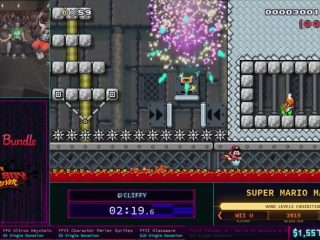Mario Maker Showcase SGDQ 2018