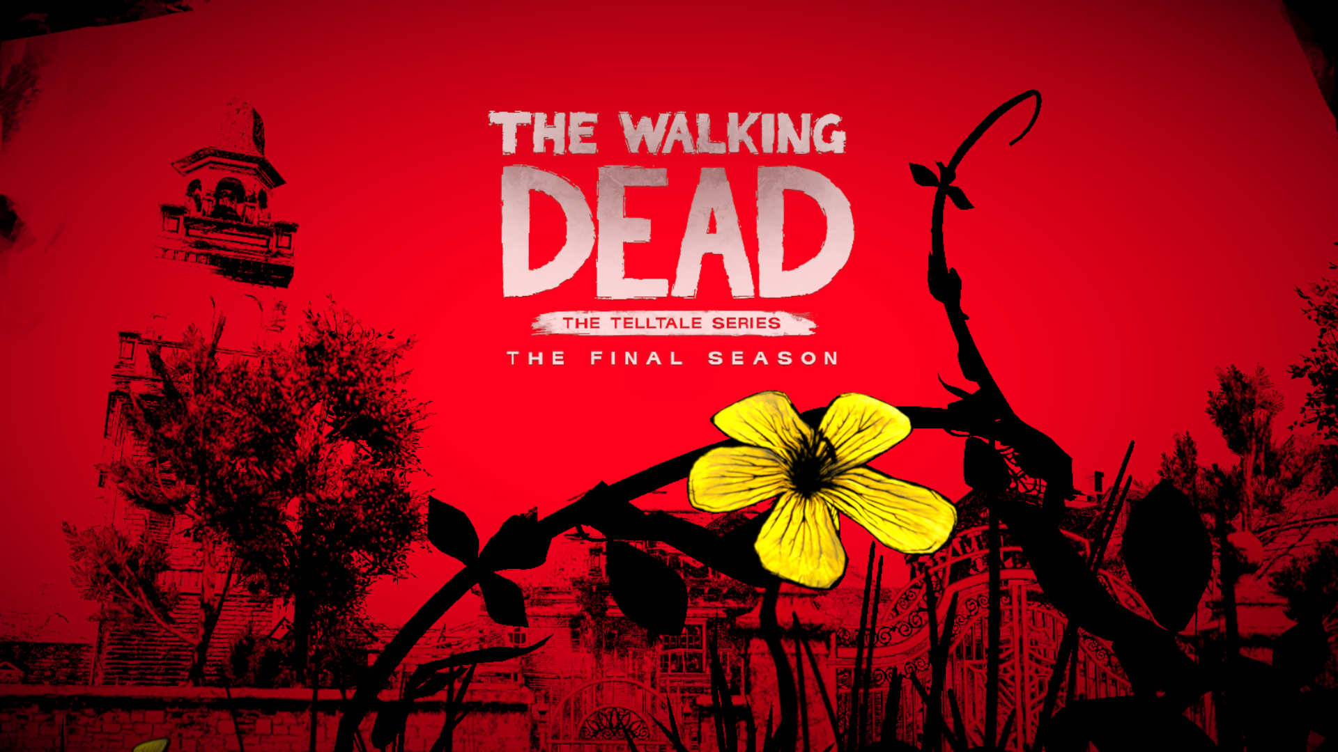 Walking Dead Final Season Title