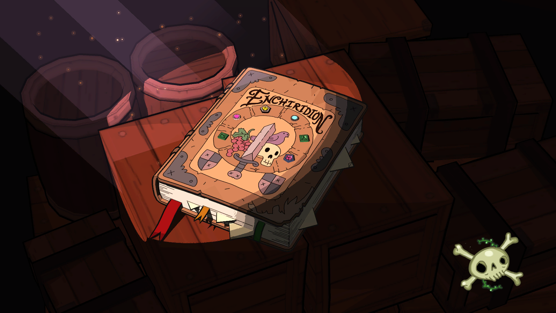 Adventure Time Enchiridion