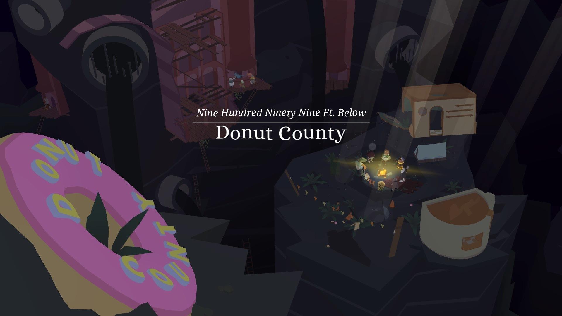 Donut County Underground
