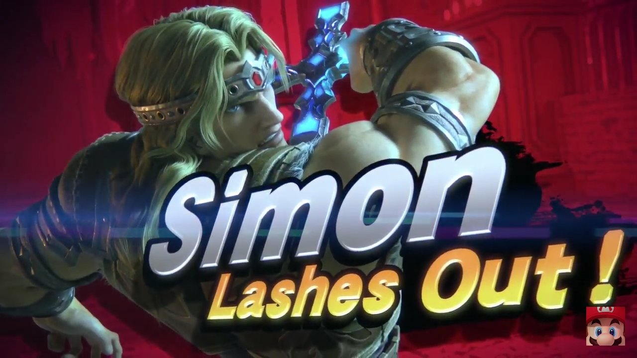 Simon Super Smash Bros Ultima