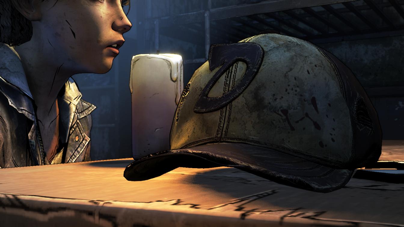 Walking Dead Episode 2 Hat