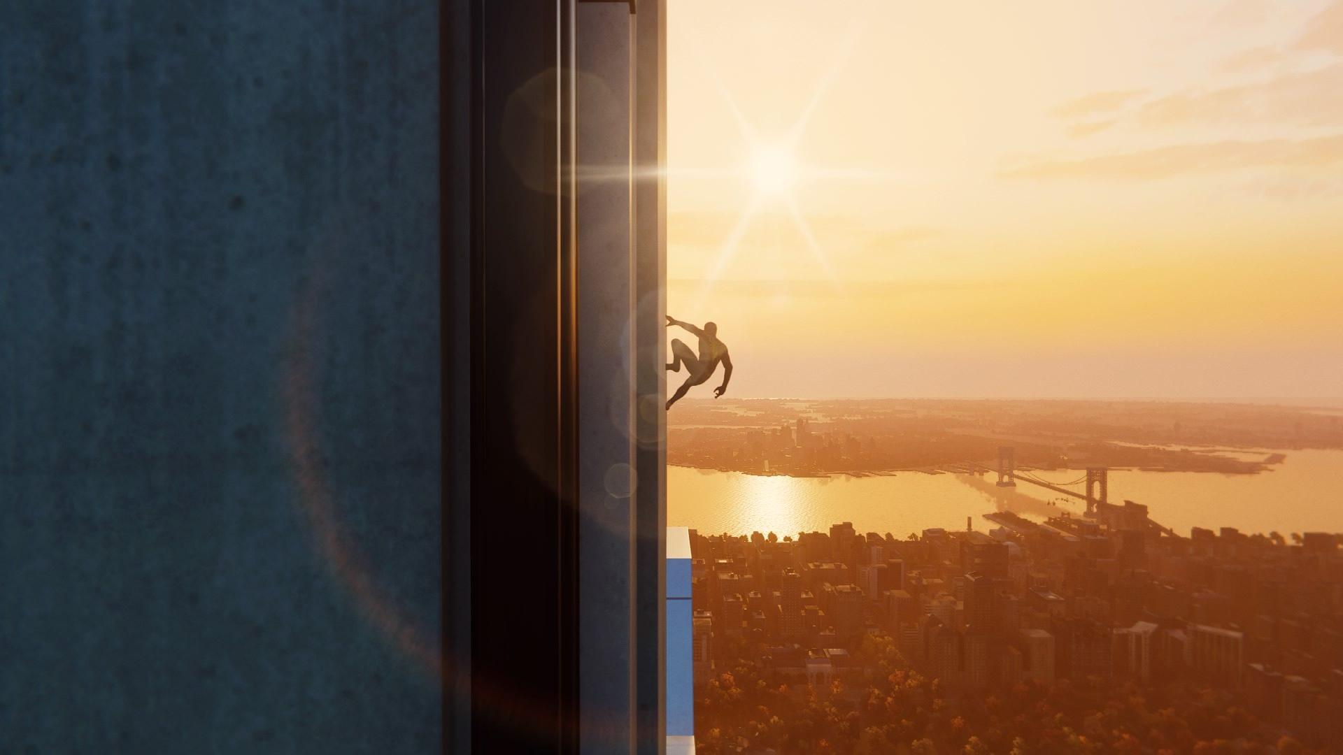 Spider-Man Avenger's Building