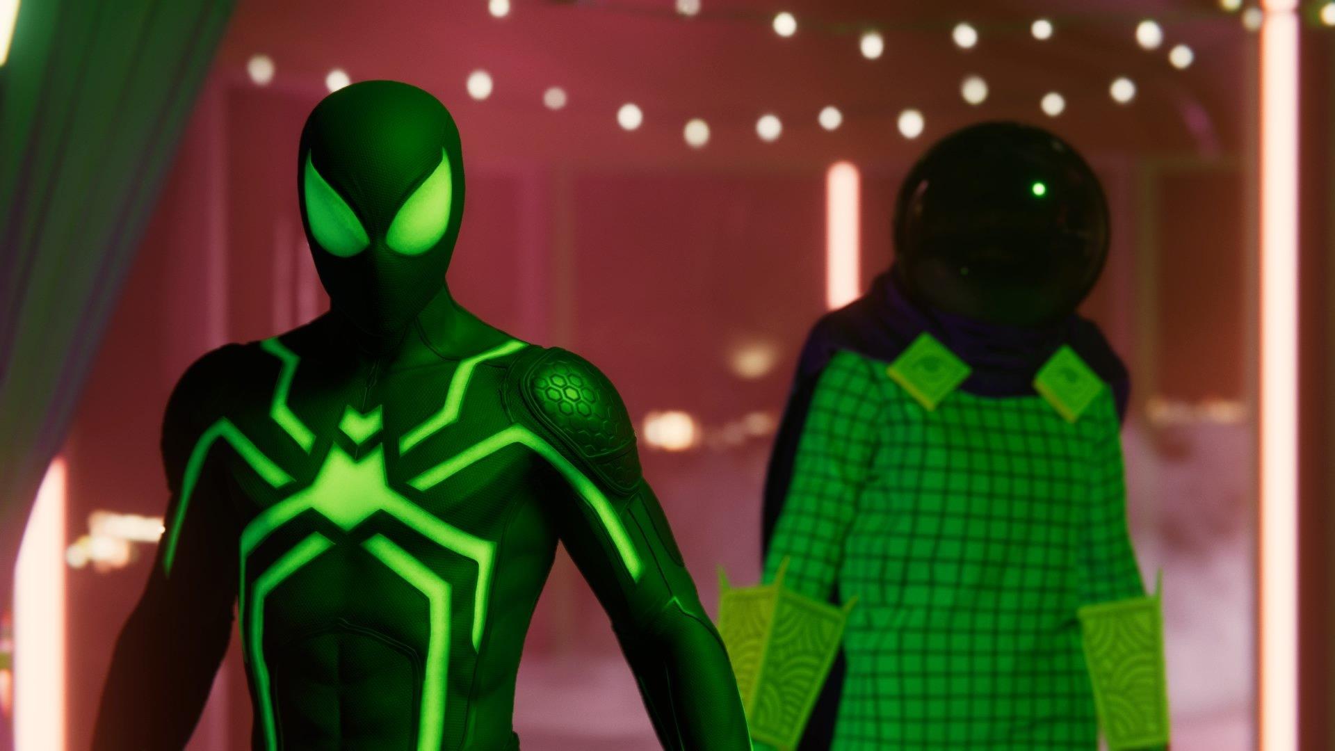 Spider-Man Mysterio Costume