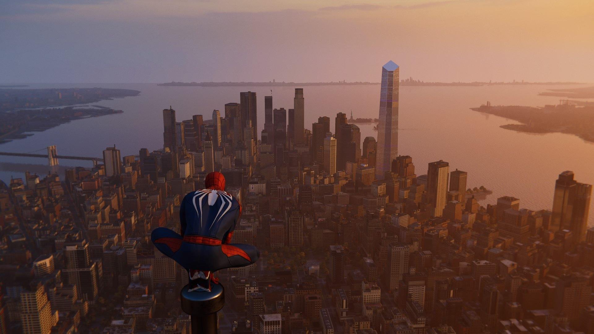 Spider-Man Overlook