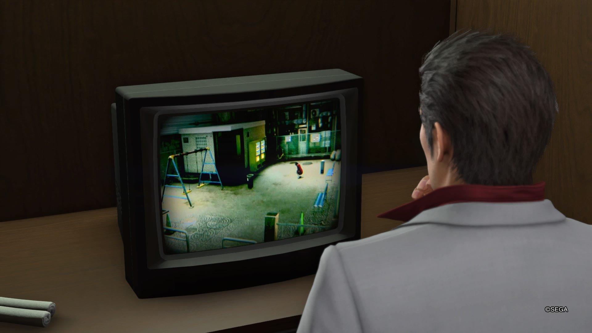 Yakuza Kiwami 2 Video Tape