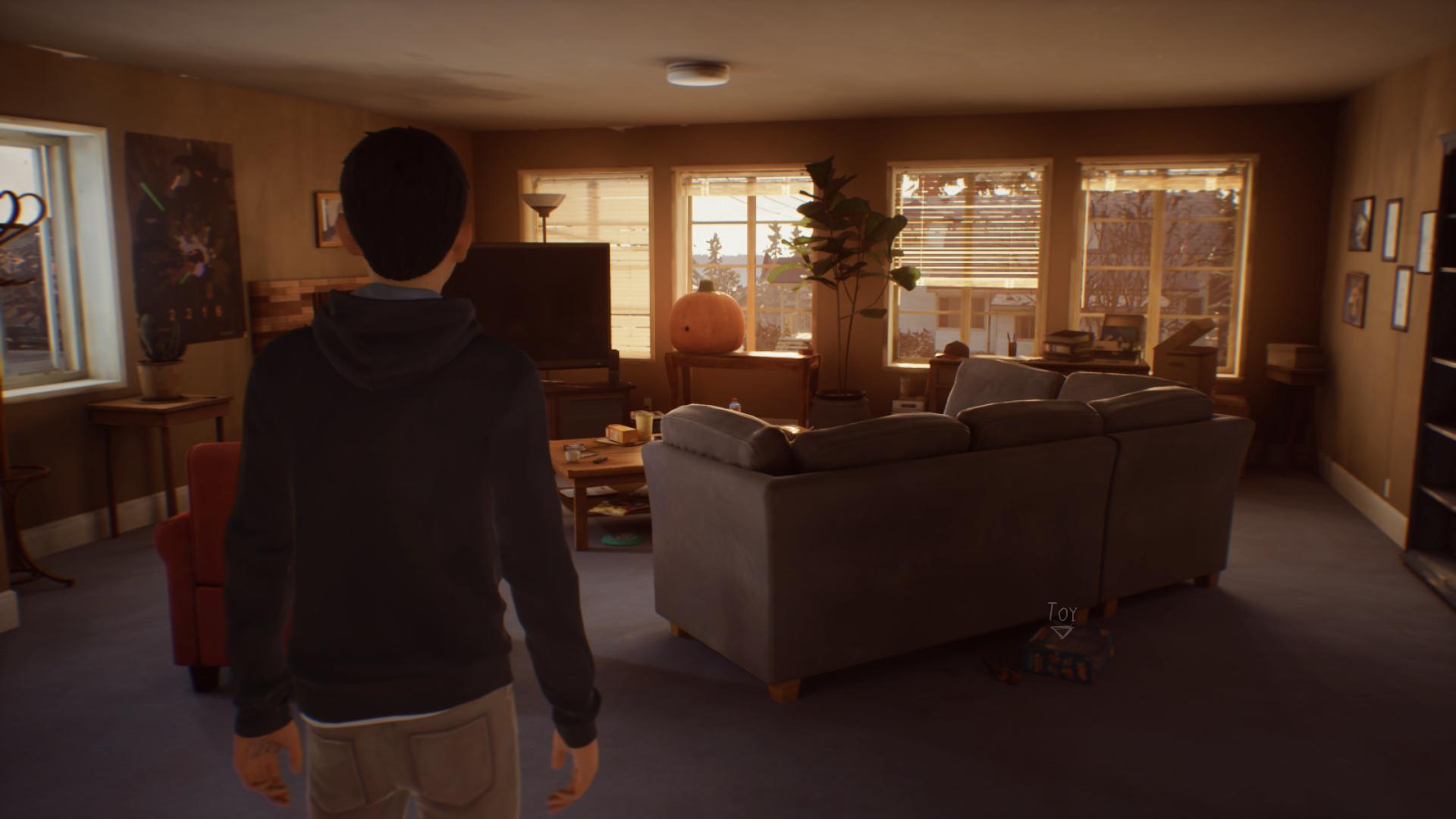 Life is Strange 2 Living Room