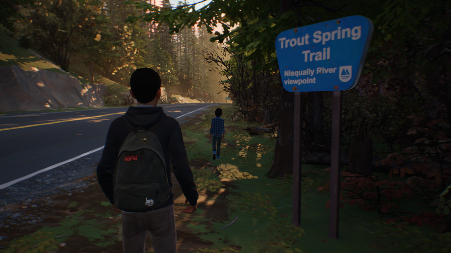 Life is Strange 2 Roadside