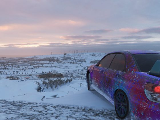 Forza Horizon 4 Snow