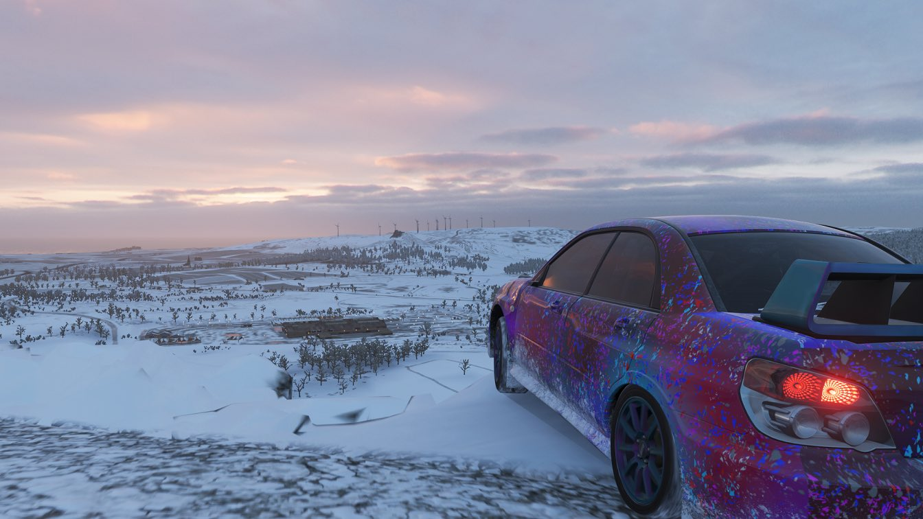 Forza Horizon 4 Review - Tis the Season