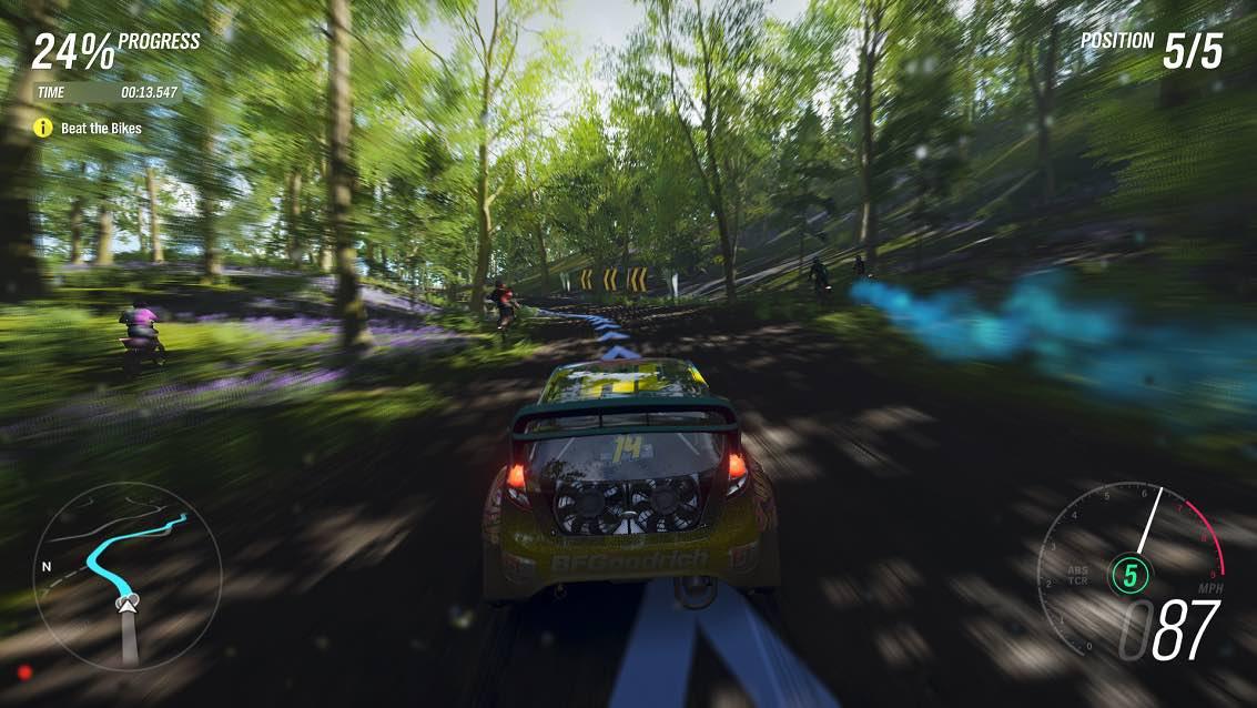 Forza Horizon 4 Spring