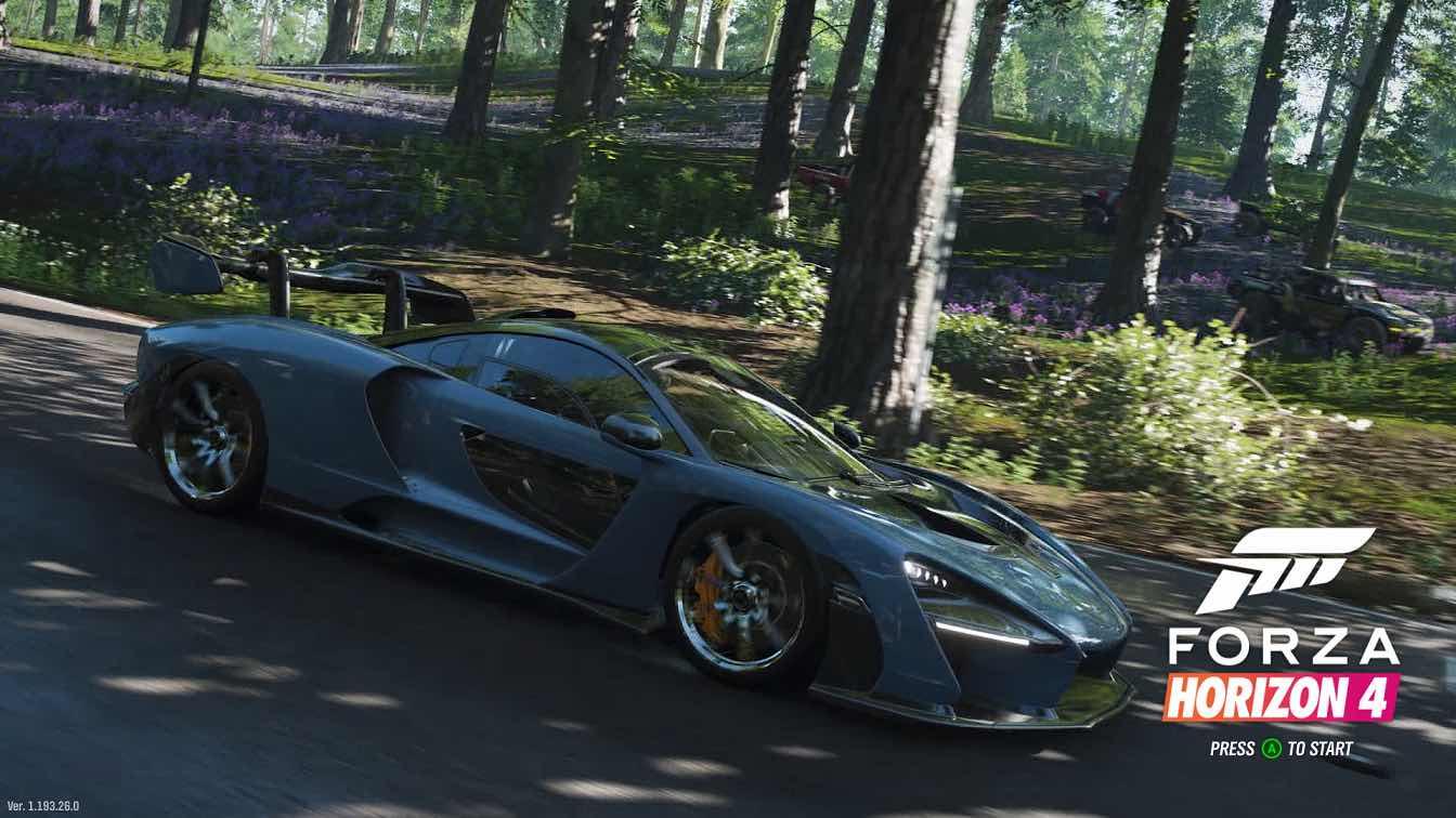 Forza Horizon 4 Title