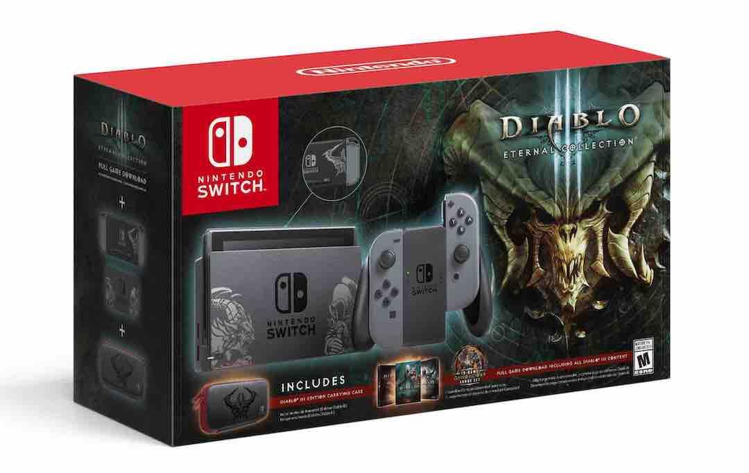 Diablo III Eternal Collection Bundle
