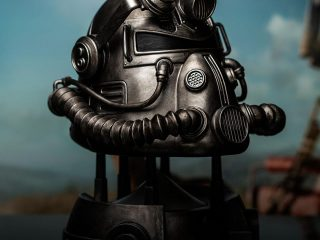 T-51 Power Armor Wireless Speaker