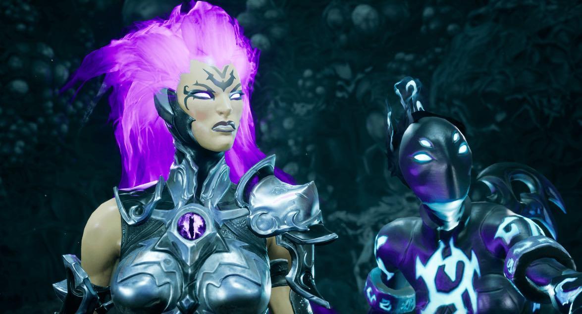 Darksiders III Force Fury