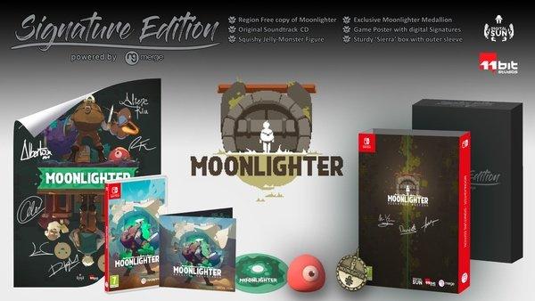 Moonlighter Signature Edition Nintendo Switch