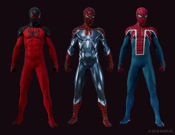 The Heist DLC Spider-Man