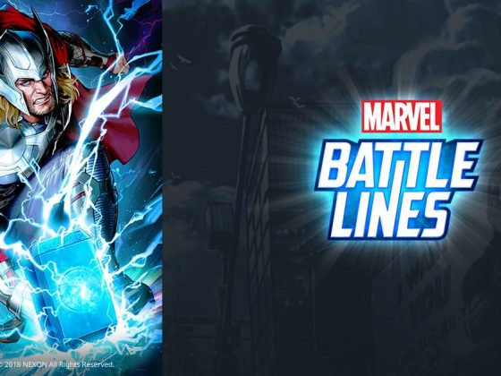 Marvel Battle Lines Thor