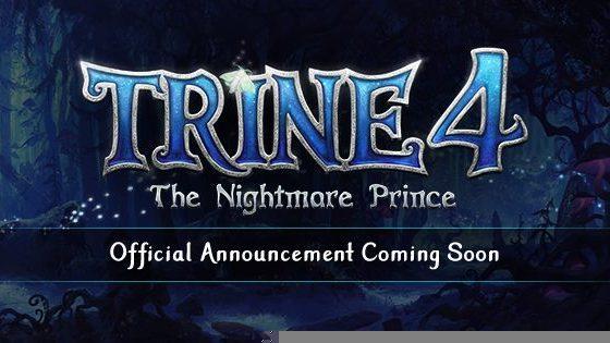 Trine 4: The Nightmare Princess