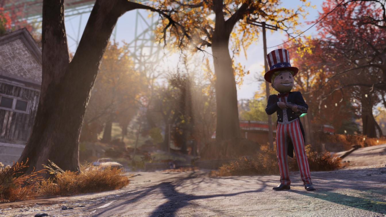 Fallout 76 Patriotic