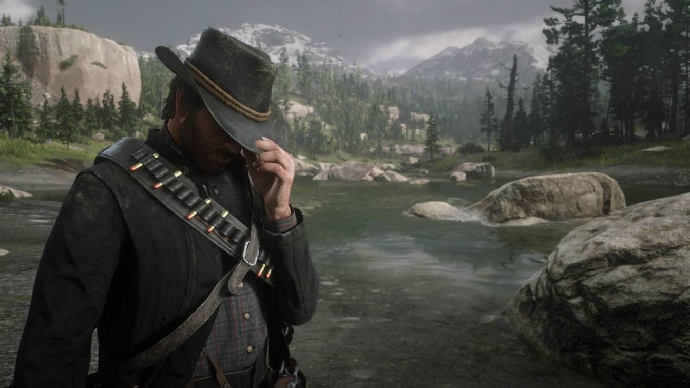 Red Dead Redemption II Hat Tip