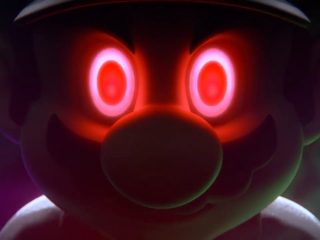 Super Smash Bros Evil Mario