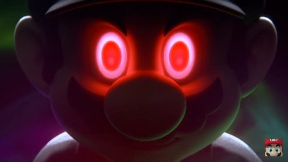 Super Smash Bros Evil Mario