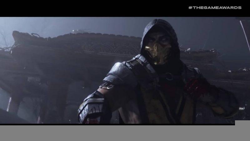 Mortal Kombat 11 Scorpion