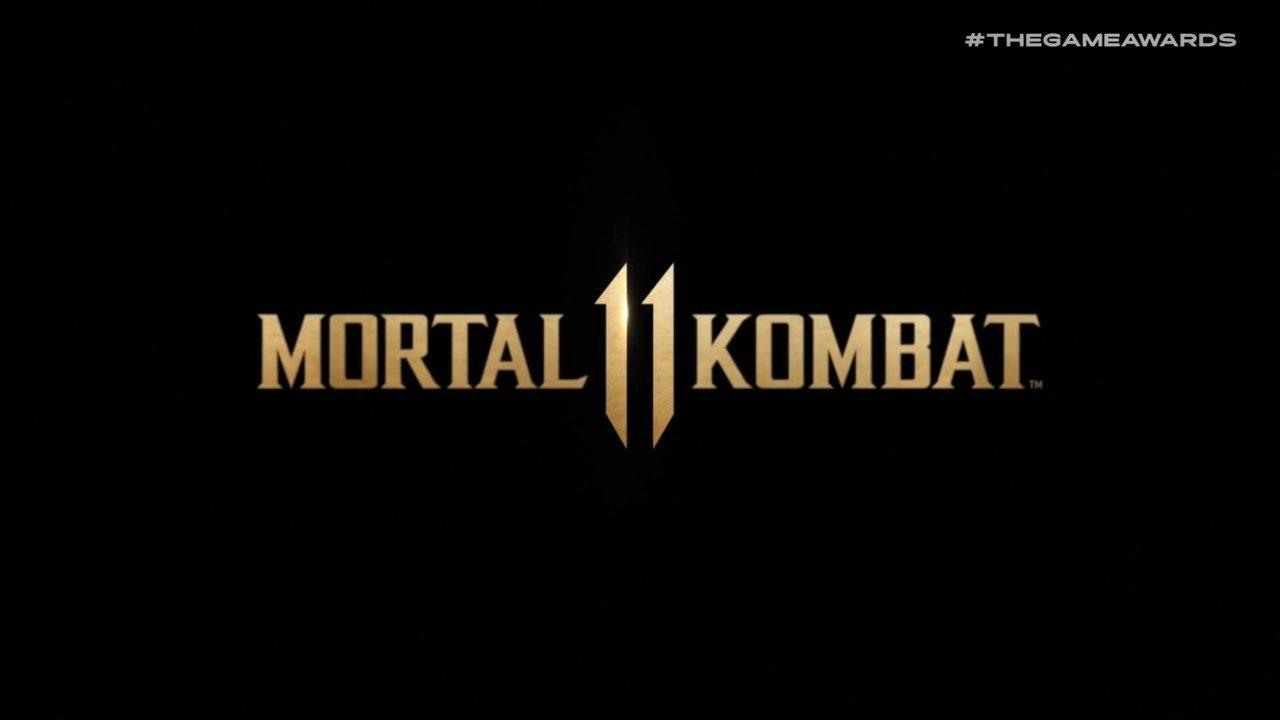 Mortal Kombat 11 Logo