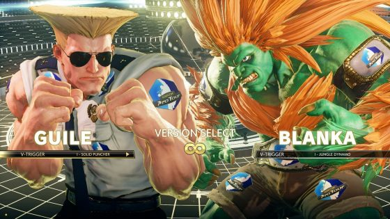 Streetfighter V Ads