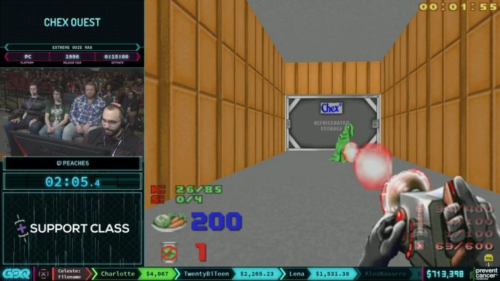 AGDQ 2019 Chex Quest